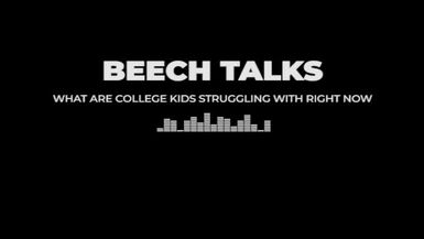 What are college kids struggling with right now?